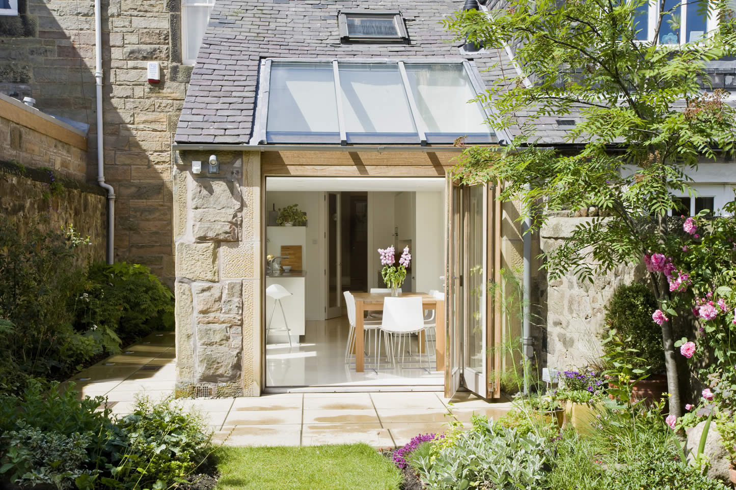 Helen Lucas Architects Edinburgh Project Garden Room