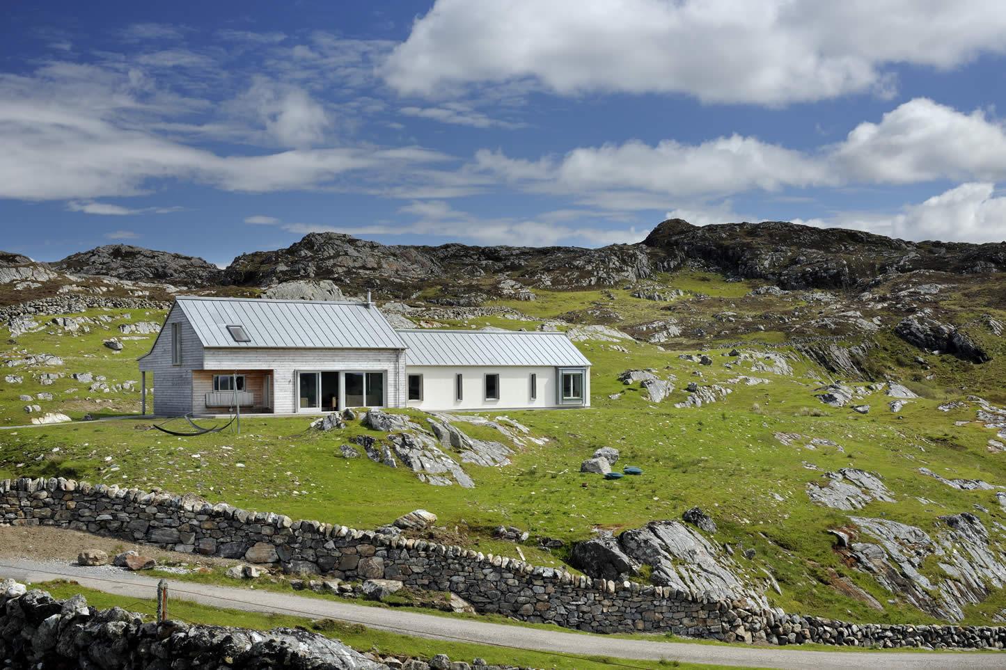 Helen Lucas Architects Edinburgh Project Croft House