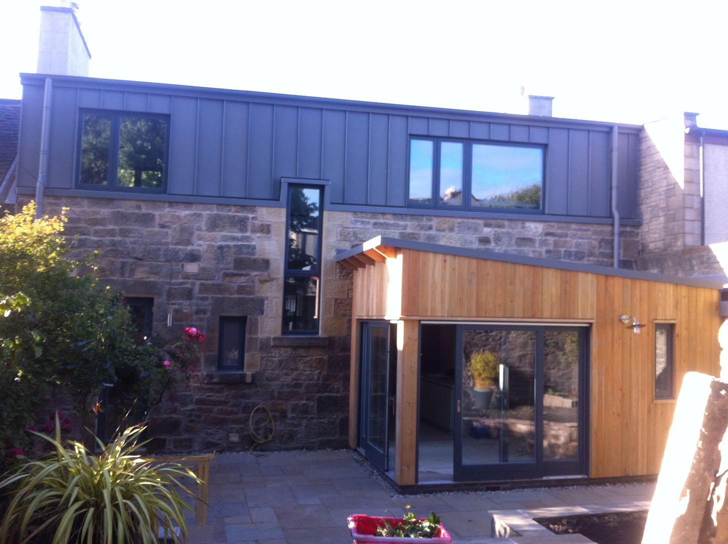 Helen Lucas Architects Edinburgh News Tag Zinc