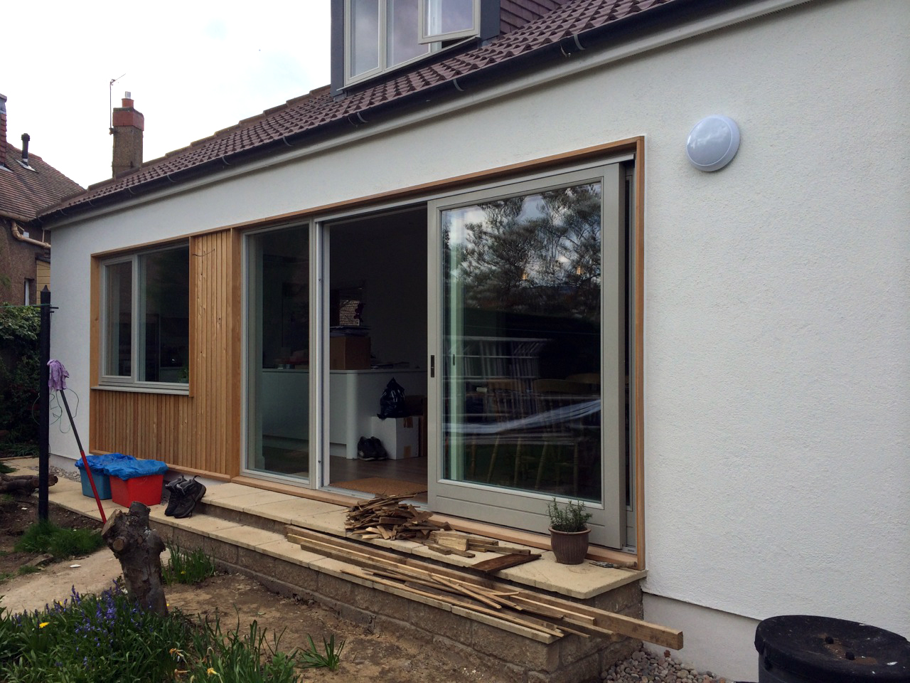 Helen Lucas Architects Edinburgh | news | tag | timber cladding