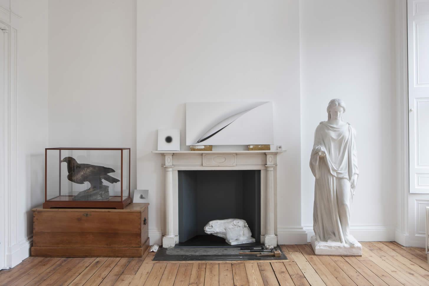 Helen Lucas Architects Edinburgh Project Alison Watt
