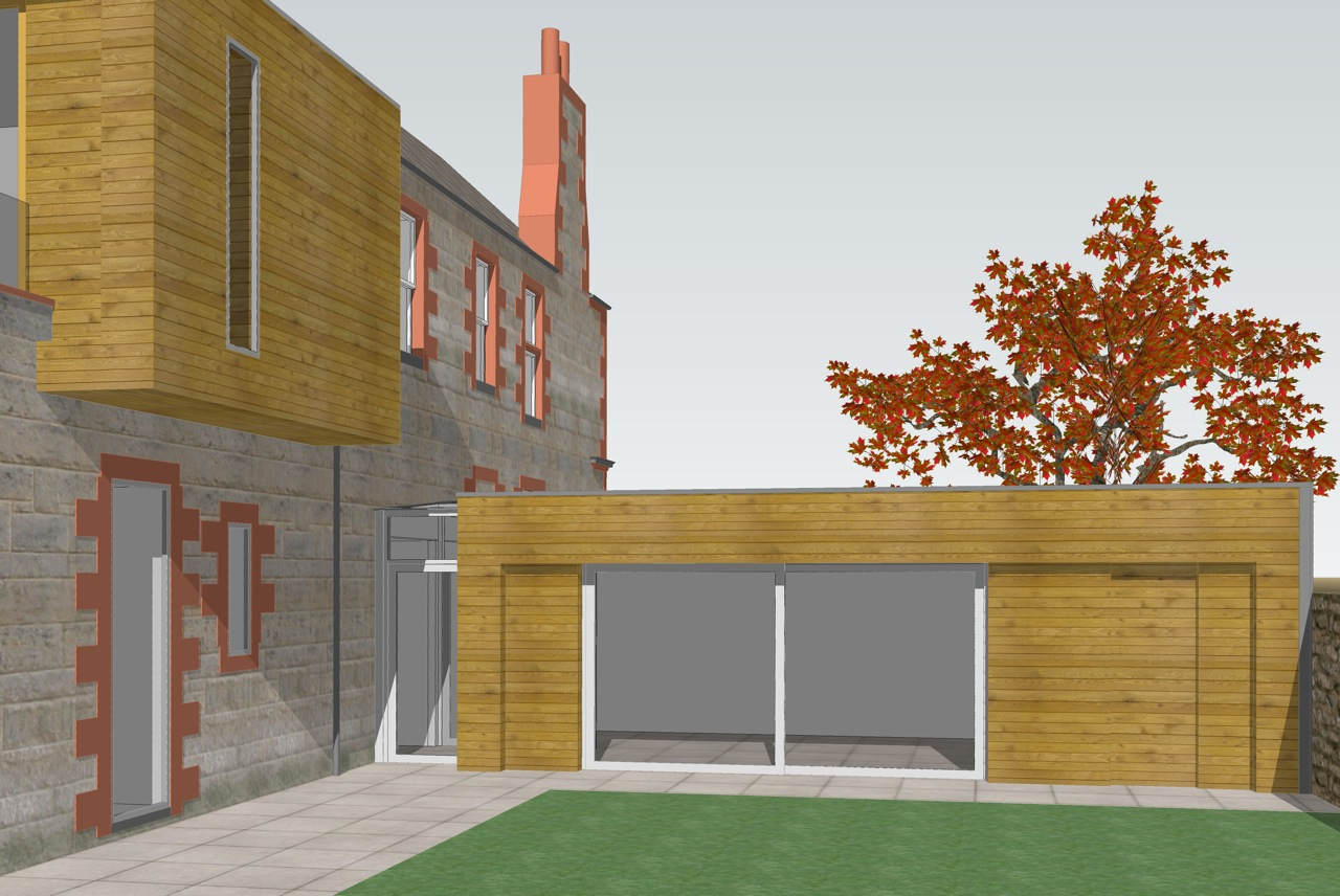 Helen Lucas Architects Edinburgh News Tag Extension